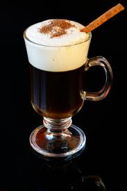 Cóctel Irish Coffee