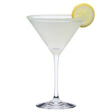 Cóctel Lemon Drop Martini