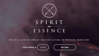 Campeonato por equipos Spirit Essence 2016