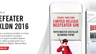 Concurso Beefeater MIXLDN 2016