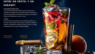 Concurso Habanos Perfect Twist