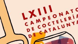LXIII Campionat de Cocteleria de Catalunya