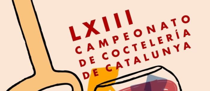 LXIII Campeonato de Coctelería de Catalunya