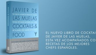 COCKTAILS & FOOD, de Javier de las Muelas