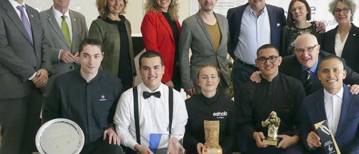 El futuro de la coctelería se mezcla en el Hotel-Escuela de Sant Pol de Mar
